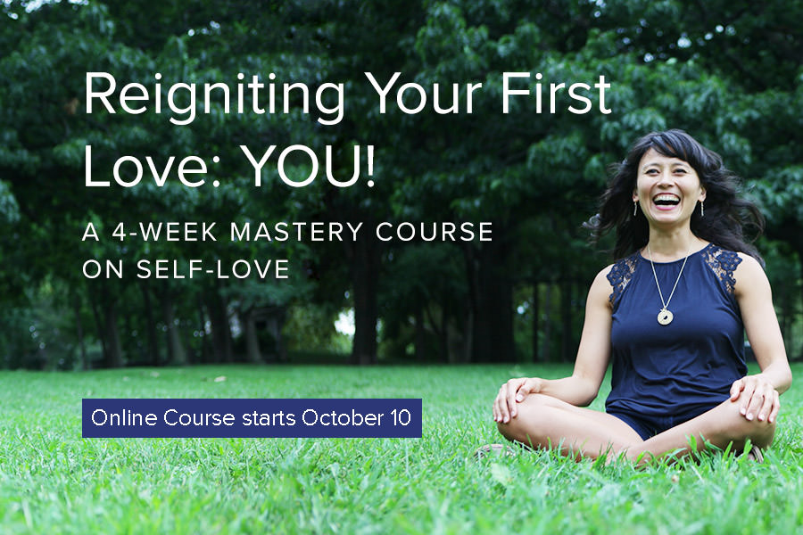 Reigniting Your First Love: YOU!